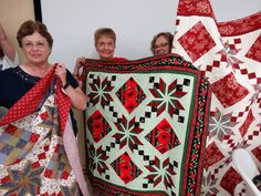 Workshop, Student, Teaching, Quilts, Blanket, Projects, Log Projects, Atelier, Blue Prints