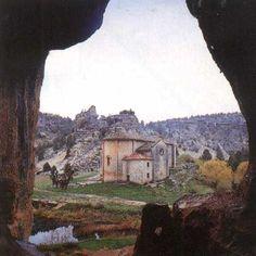 Úcero templar chapel Spain