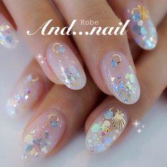 Trendy Nails, Cute Nails, Kawaii Nail Art, Korean Nails, Japanese Nail Art, Nails Tumblr, Almond Nails, Perfect Nails, Nail Inspo