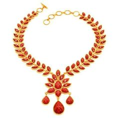 Amrita Singh Dune Necklace (Coral Haze) Amrita Singh. $48.00. Save 68% Off!