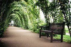 hyde park / london ***I wanna sit on that bench with you babe!***
