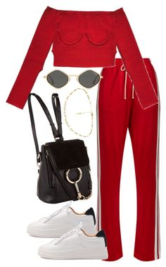 Untitled #4580 by theeuropeancloset on Polyvore featuring polyvore, мода, style, MM6 Maison Margiela, WithChic, fashion and clothing