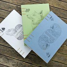 Création de carnets illustrés. Creations, Office Supplies, Notebook, Notebooks, The Notebook, Exercise Book