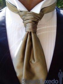 Men's neckwear options