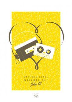 Did you know today is International Walkman Day? #jttc #johnnytwotoneclub