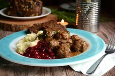 Swedish Meatballs - AIP Instant Pot Cookbook | Forest and Fauna