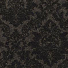 Shop STAINMASTER Dark Slate Nylon Fashion Forward Carpet Sample at Lowes.com