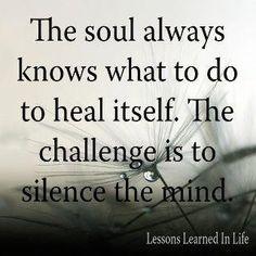 soul healing... healing shaman