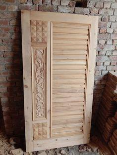 Wooden Front Door Design, Wooden Front Doors, Wood Doors, Timber Door, Home Door Design, Door Design Interior, Dining Room Furniture Design, Kitchen Room Design, Latest Door Designs