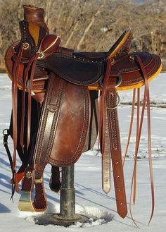 OWS Custom Saddles  
