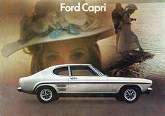 1969 Ford Capri