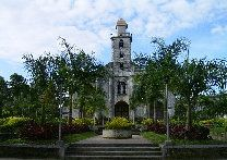 Roman Catholic churches in Bohol are a distinct group of churches established during the early Spanish colonial period on the island-province of Bohol in the Philippines.[1] Four of these churches – Baclayon, Loboc, Loon, and Maribojoc – have been declared National Cultural Treasures for their cultural, historical and architectural importance to the Filipino people.[2]