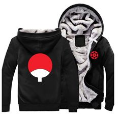 Female Classic Cartoon Printing Clothing In Pain Men's Clothing Naruto Hoodie Sweatshirt Boy Fashion Naruto Yu Zhibo Syaringan Hooded Male