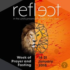 Join us this coming Sunday as we kick off our annual Week of Prayer and Fasting! Prayer Venues Open: Sunday 14 January - Monday to Saturday - Sunday 21 January - Thre will be someone to pray with you during these times.