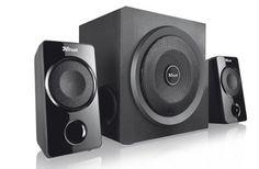 Sistema audio 2.1 per PC Trust