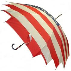 American Flag Umbrella available @ www.let-it-rain.com.
