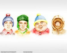 Awesomesauce - The Real South Park