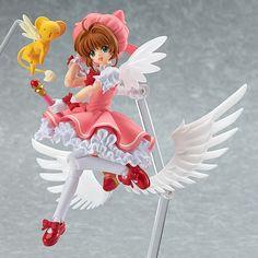 Sakura Kinomoto (Cardcaptor Sakura) Figma-Actionfigur 12cm MaxFactory