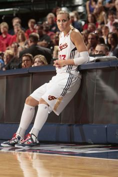 """""""From Southsider to World Traveler Pt. 1"""" - Katie Douglas describes her ankle injury, watching the WNBA Finals from home and checking in for the final seconds of Game 4."""
