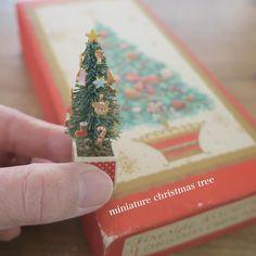 2017.11; Miniature Christmas Three ♡ ♡ By Atelier Enchanter