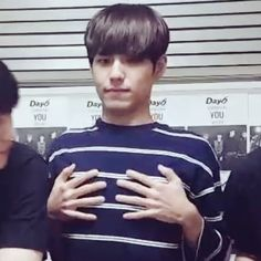 kpop, and kim wonpil image Jae Day6, Meme Faces, Funny Faces, K Pop, Kim Wonpil, Funny Kpop Memes, How To Look Handsome, Wholesome Memes, Derp