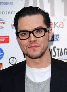 Matt Willis: Tattoo appreciation, long standing affection from the Busted days and currently playing Fiyero in 'Wicked' so you can't really go wrong!