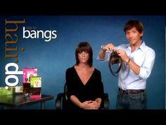 Hairdo Frangia - come indossare in inglese