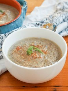 A cold day needs a warming bowl of soup, and this mushroom fennel soup is easy, comforting and full of great ingredients. Vegan and gluten free. Fennel Soup, Bowl Of Soup, Cold Day, Soups, Stuffed Mushrooms, Gluten Free, Vegan, Cooking, Ethnic Recipes