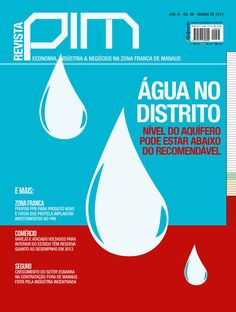 PIM Magazine Issue 36 by Renata Braga, via Behance