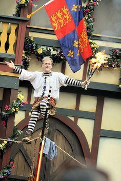 Medieval Cirque Guy