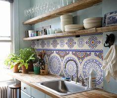 Een keuken...meer mogelijkheden! - Depot du Maroc