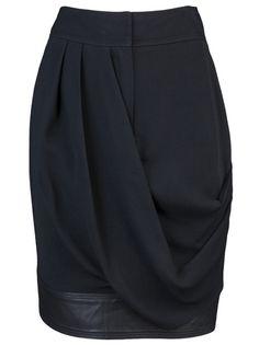 ALEXANDER WANG Drape Skirt