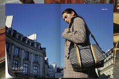 Monnier Frères - Fall Winter 16/17 lookbook