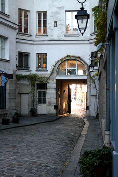 Cour Damoye, Paris XI