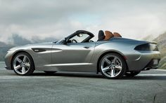 BMW's Zagato Roadster. If only you could buy one in the US...