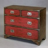 Found it at Wayfair - Artistic Expression 4 Drawer Accent Chest