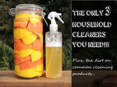 When my daughter started crawling, and putting everything she could find in her mouth, I really started questioning our household cleaning products. Although I had an idea that they were somewhat toxic, I never realized the full extent of their destruction until I started to do more research. Turns out, the common household, multi-purpose cleaner …