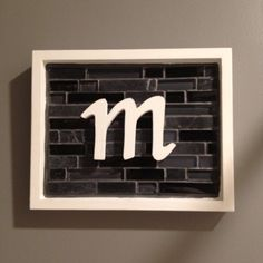 crafts with leftover tile | Craft with leftover bathroom tiles - great ... | Crafts and Decor fo ...