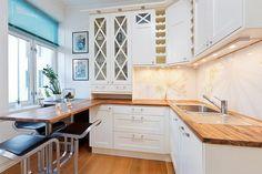 Small kitchen inspo
