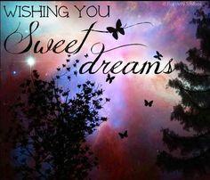 Sweet dreams quote via www.Facebook.com/PositivityToolbox