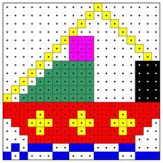 KleuterDigitaal - wb kralenplank voorbeelden
