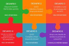 Campanha Gincana de Prêmios_Corre que dá tempo! | Painel