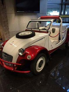 Citroën 2CV   ===>  https://de.pinterest.com/josepmsimon/citro%C3%ABn-2cv/