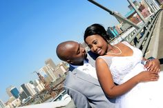 Wedding Photo Shoot @ Nelson Mandela Drive