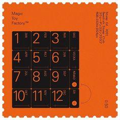 searchsystem:Swedish Stamp Club / The Modular Man / 0201 /...