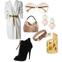 """""""Yes to the look"""" by char2709 on Polyvore"""