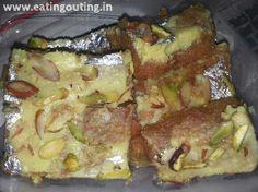 shahi tukda ... the dessert