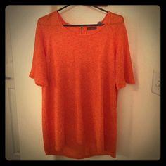 Cute Cullen brand top Cute orange shirt sleeve top. Cullen brand Cullen Tops Tees - Short Sleeve