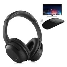 71.99$  Watch here - http://aliowp.worldwells.pw/go.php?t=32754901923 - NiUB5 Noise Canceling Headphone Wireless Bluetooth Headset Headphones Microphone AptX with Wireless Receivers and Transmitters 71.99$