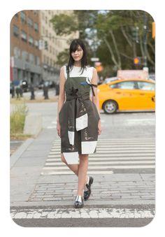 Around and About: Alerta de (mini) tendência: Vestidos e camisas